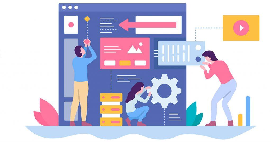 Editor Web Visual